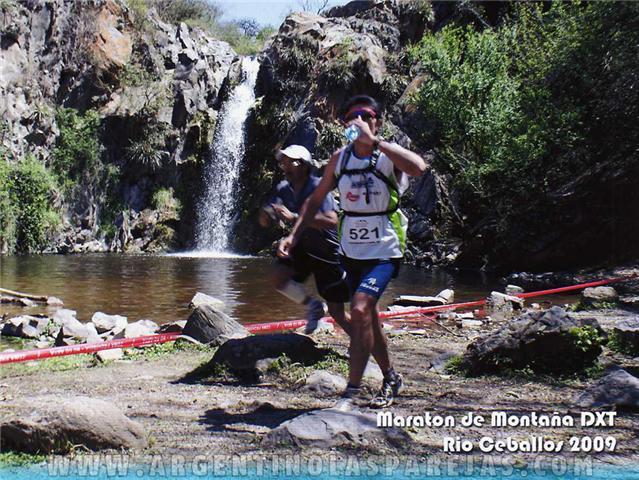 Atletismo en Río Ceballos