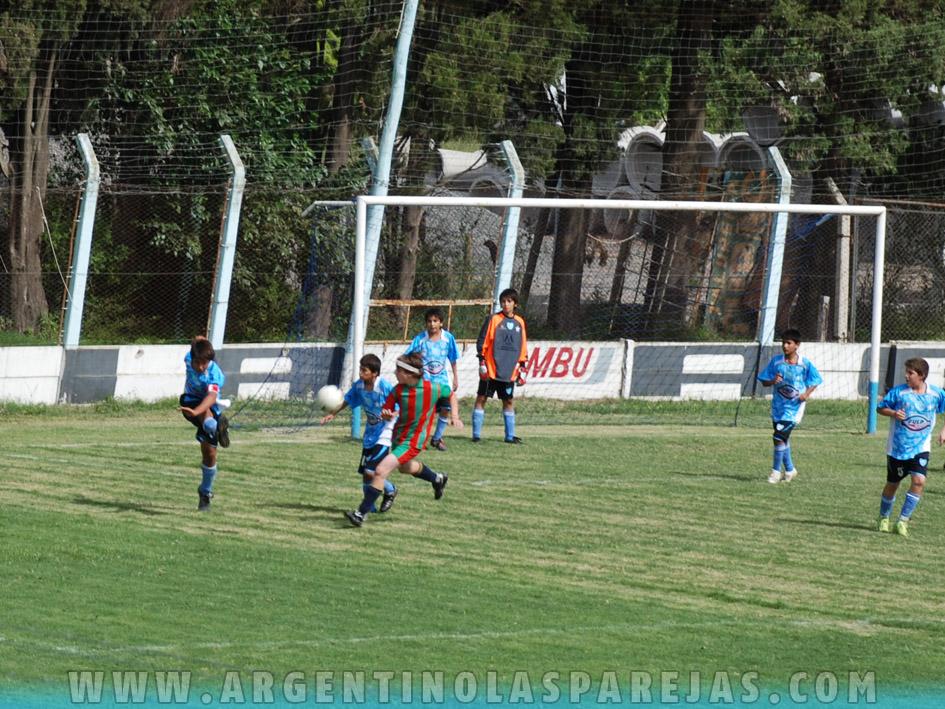 Novedades de Fútbol Juvenil.