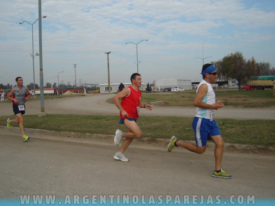 """Pasó la """"Maratón Ciudad de Las Parejas"""""""