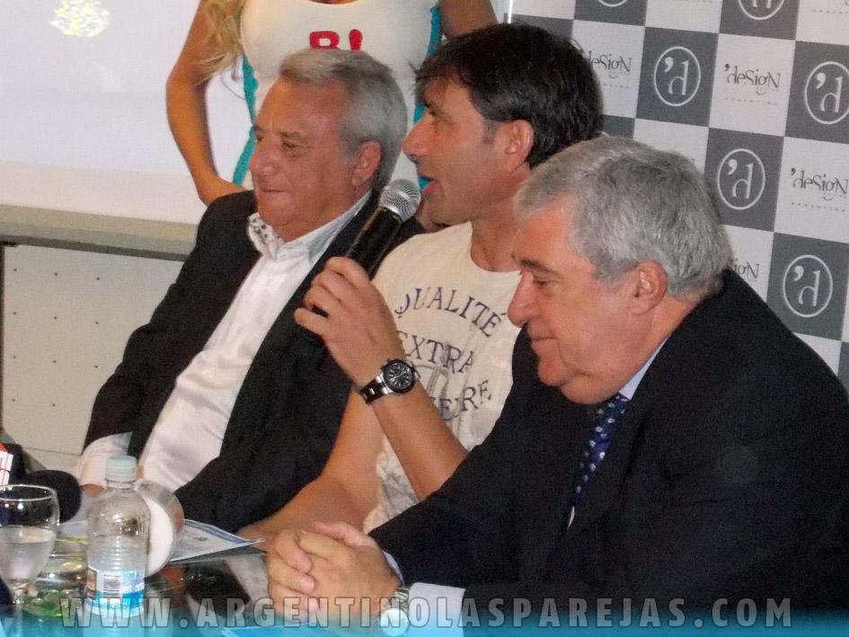 Exitosa conferencia en Buenos Aires