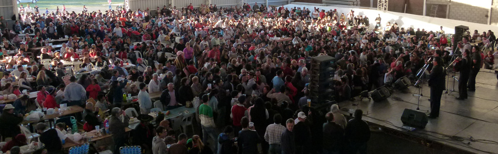 1º GRAN FESTIVAL FOLCLÓRICO Y POPULAR