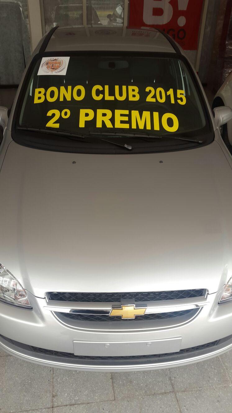 Ganadores Rifa Bono Club 2015